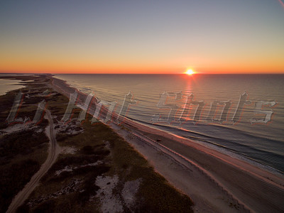 11/18/2016 Smith Point Beach Sunrise