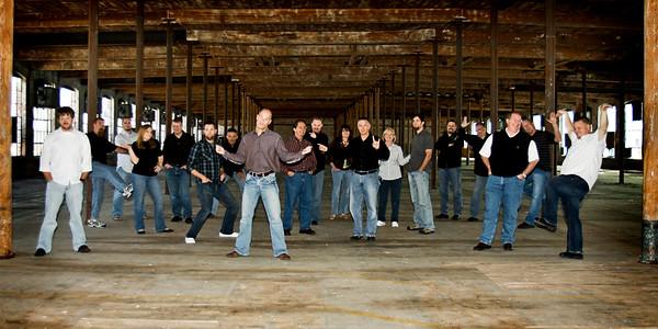 2008 Staff Pics