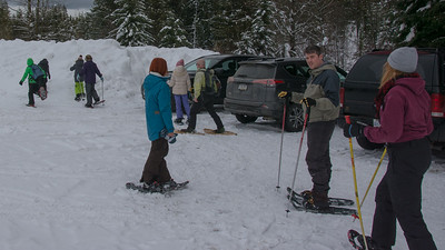 Snowshoe Party