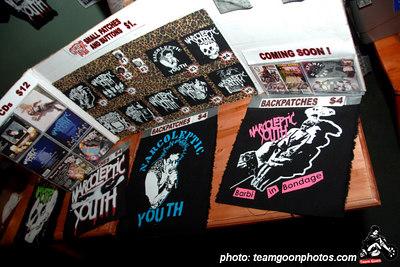 Hooligan High with Narcoleptic Youth - Pistol Grip - The Scuffs - Bad Antics - at Safari Sams - Hollywood, CA - September 24, 2006