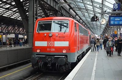 RSE: Koln and Aachen November 2016