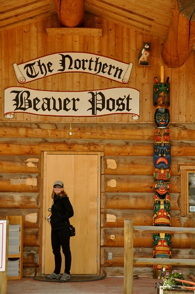 Northern Beaver Post