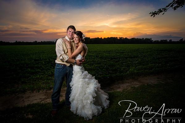Brad and Tori 2013