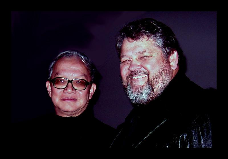 Zheng Shiling and Jim - Shanghai - 2009.jpg