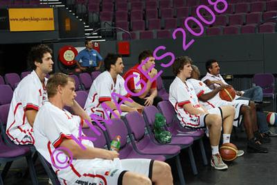Kings Vs Hawks 30-1-08