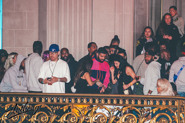 Drake @ City Hall 10/26/2018
