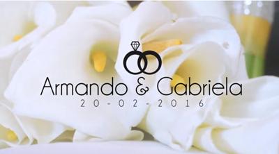 Boda Gabriela & Armando