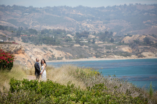 Joe & Wendy | Terranea Resort + Wayfarers Chapel