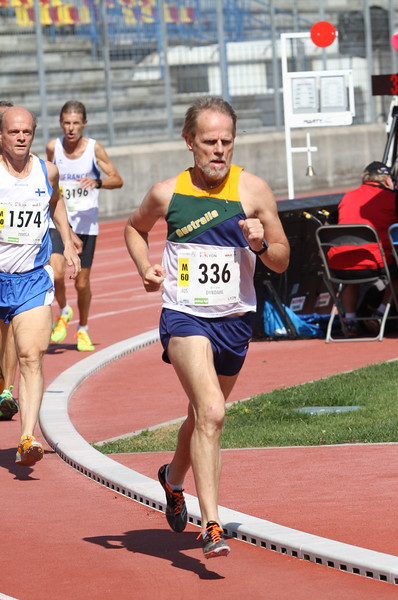 Lyon - July 12th - 400m, 1500m