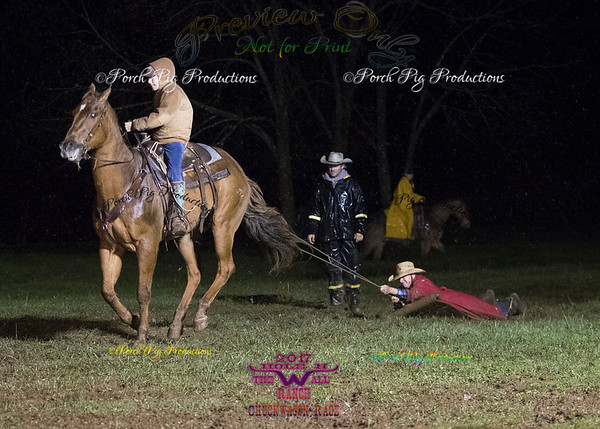 Sled Race Hole In The Wall Ranch Friday Night Sled Race