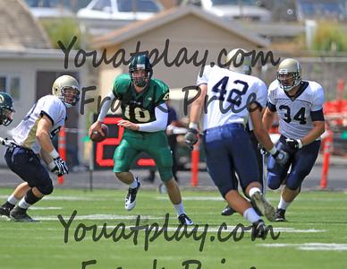 Mesa vs Grossmont 9-08-2012