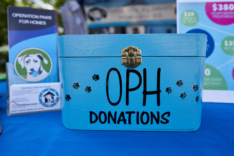Operation Paw For Homes