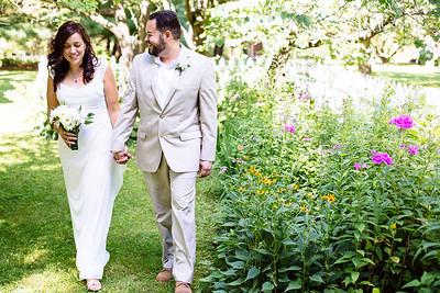 Stacy & Ray, wedding