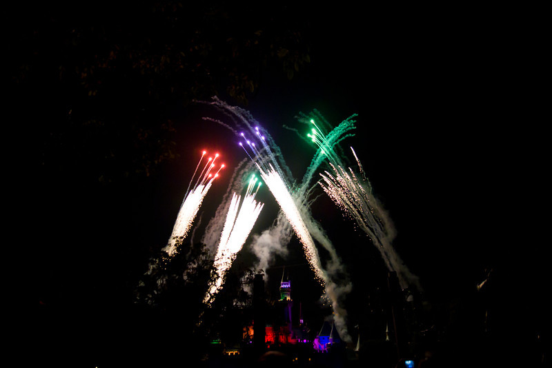 Disneyand's Summer Fireworks Show: Magical