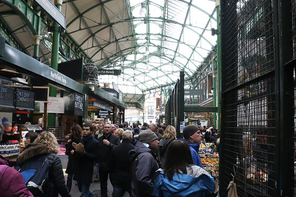 Borough Market - 13 January 2018
