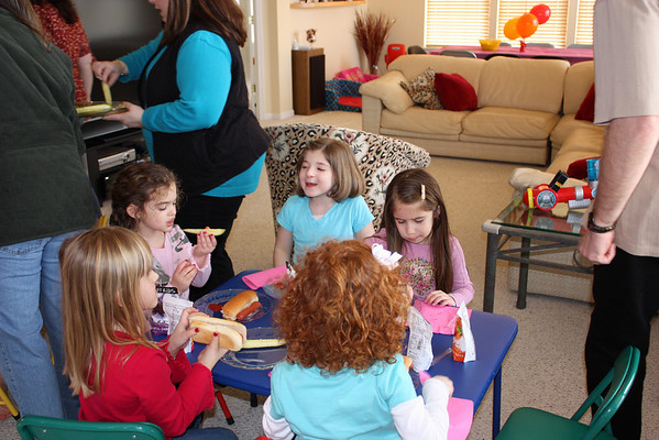 Ari's Birthday (2/15/2009)
