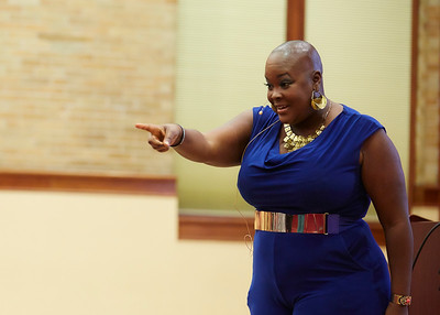 Sonya Renee Taylor: The Body is Not an Apology