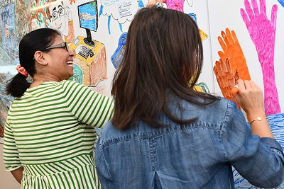 Advocacy Mural