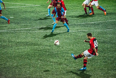 Gibraltar Football - 2nd January 2016 - Lincoln Red Imps 11-0 Glacis Utd