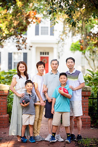 Chue Family August 2021