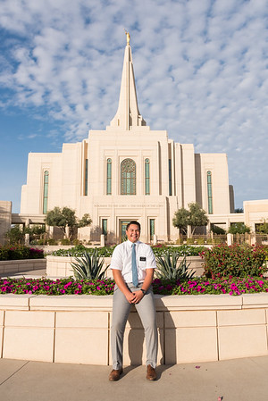 Gilbert missionaries