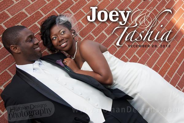 Taisha + Joey