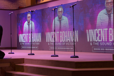 Vincent Bohanan & The Sound of Victory 4th Anniversary Concert