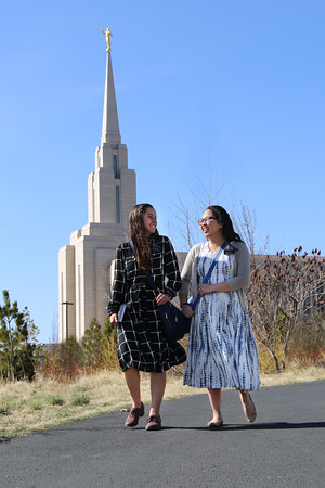 Sister Missionaries {March 2018}