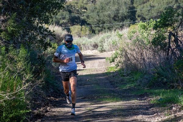 Drum Canyon Trail Run 2021
