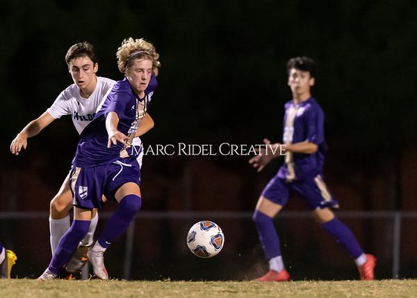 Broughton soccer vs Millbrook. October 7, 2019. D4S_6471