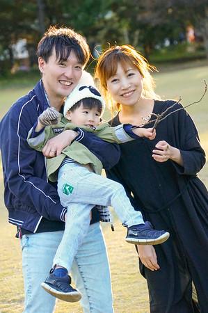 Yosuke Family Portraits - Nov 2019