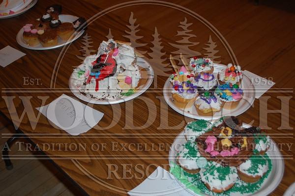 March 7 - Cupcake Wars