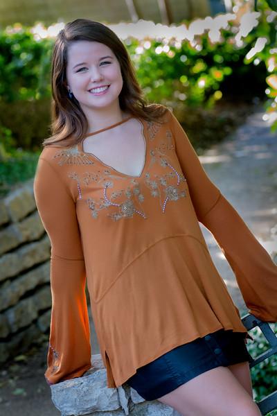 2016: Kayla Ramsey - Senior Portrait Finals