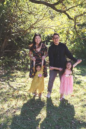 Tsai Family 2018
