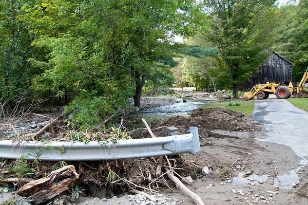 Reading -West Windsor Brownsville Irene Damage