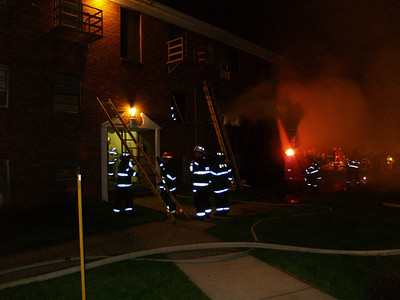 09-25-08 Bergenfield, NJ - 2nd Alarm