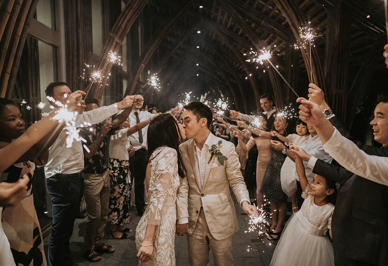 Nam An Retreat Intimate Wedding   K&K  