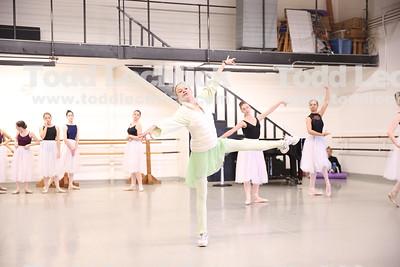 Westside Ballet Spring Rehearsal 2019