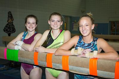 Pool & Gymnastics 10-03-2016
