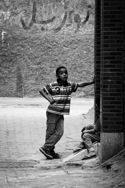 Moroccan Child on the Street
