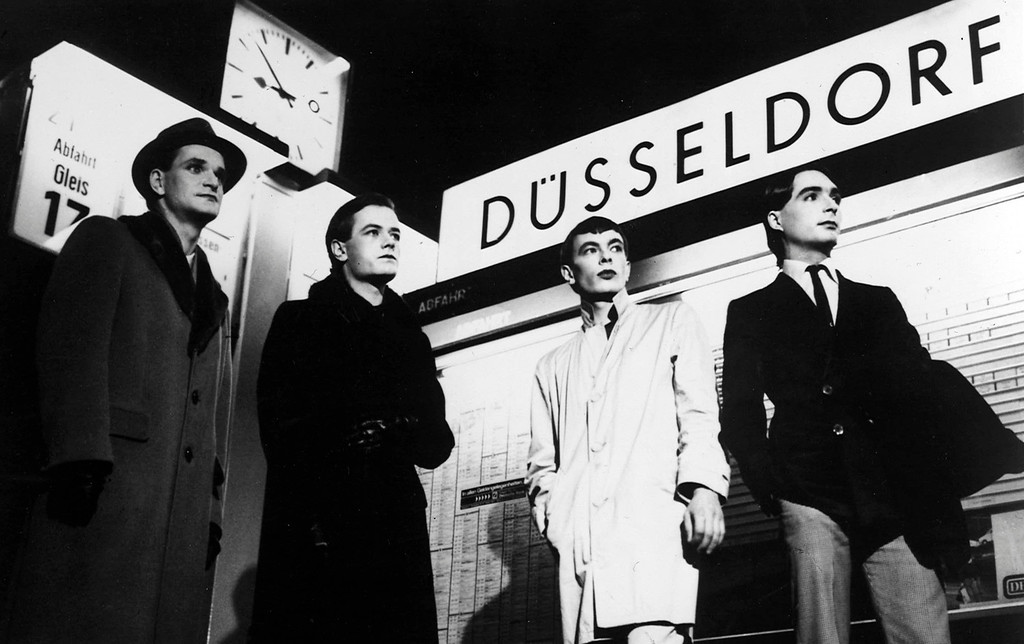 . Kraftwerk (Courtesy of the Rock & Roll Hall of Fame and Museum)