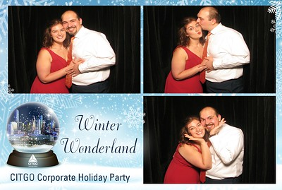 CITGO Holiday Booth 1 - The Marriott Marquis - 12.07.2018