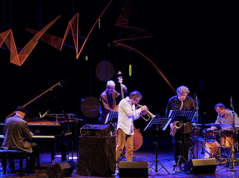 Paolo Fresu e Tino Tracanna ospiti del Luigi Martinale Trio