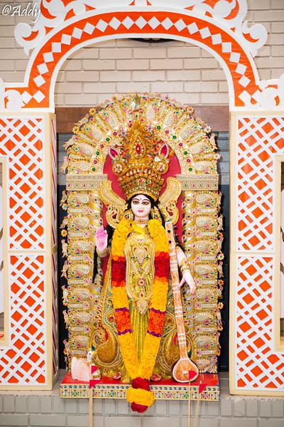 Rhythm's Saraswati Puja 2019