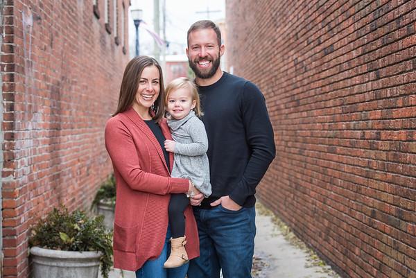 Bush Family: Fall 2018