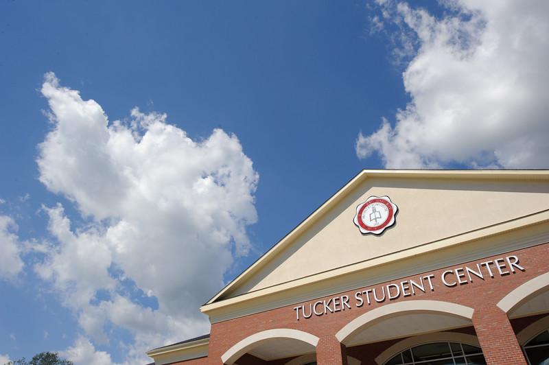 Tucker-student-center-front-roof-sky.jpg