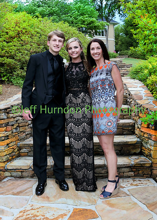 UGHS Prom group shots