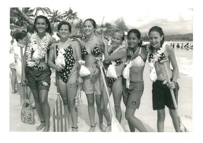 1991 Kamehameha Day Regatta 6-9-1991