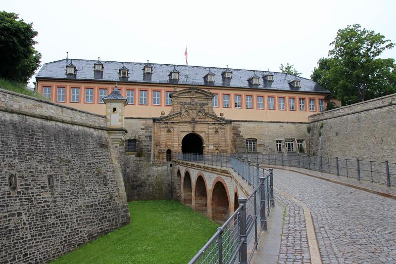 Petersberg Citadel - Erfurt