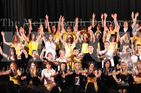 Spring Choral Program 05-12-11